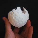 Быстрое прототипирование: создаем прототип награды Wikimedia при помощи 3D-печати