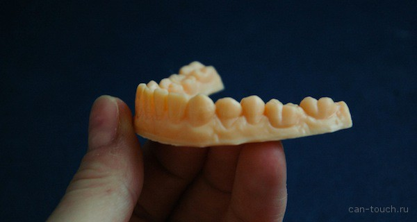 Применяем 3D-печать для создания стоматологической модели