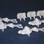 Создание оригинальных деталей для моделей для Warhammer при помощи 3D-печати