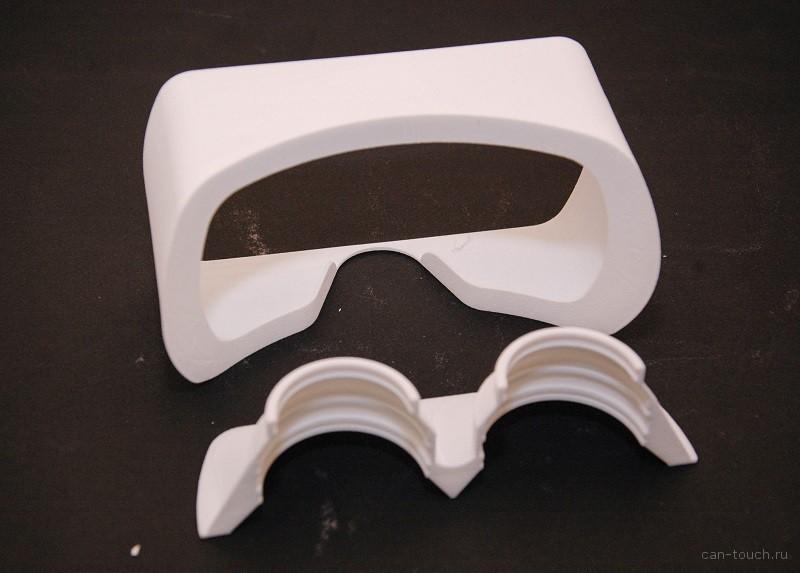 3D-печать, быстрое прототипирование, мастер-модель