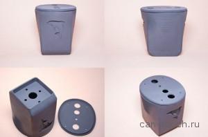 вакуумное литье, мастер-модель, мелкая серия