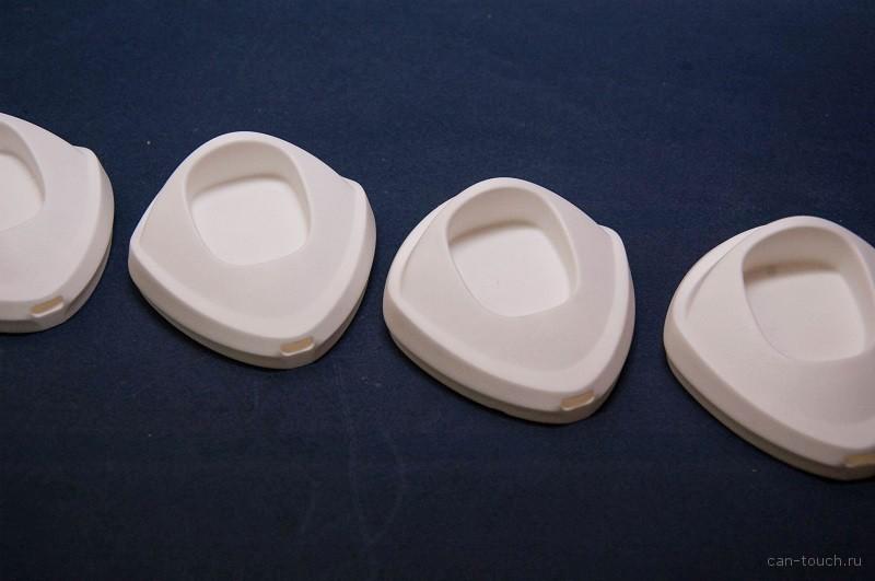 3D-печать, вакуумное литье в силикон, малая серия