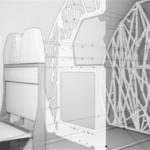 Airbus применяет 3D-печать для создания облегченной перегородки для кабины самолета