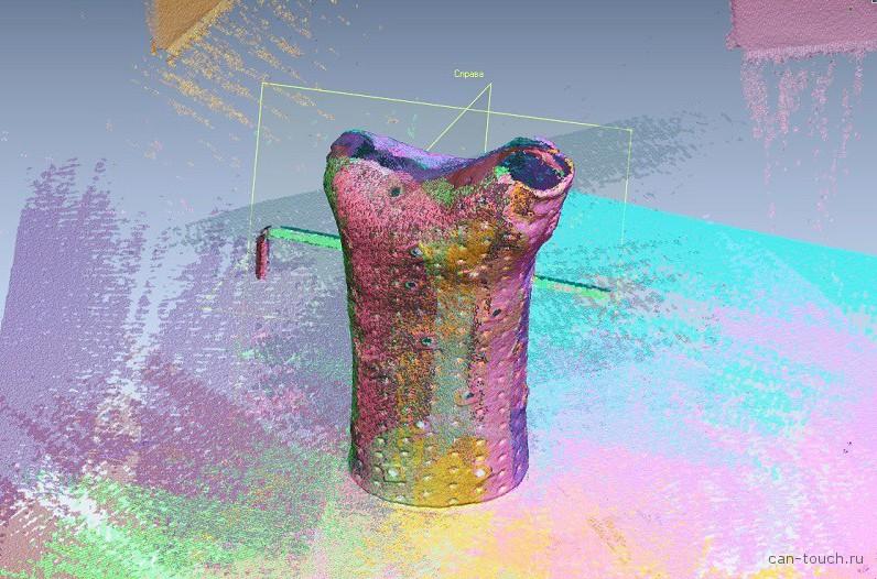 3D-сканирование, трехмерное сканирование