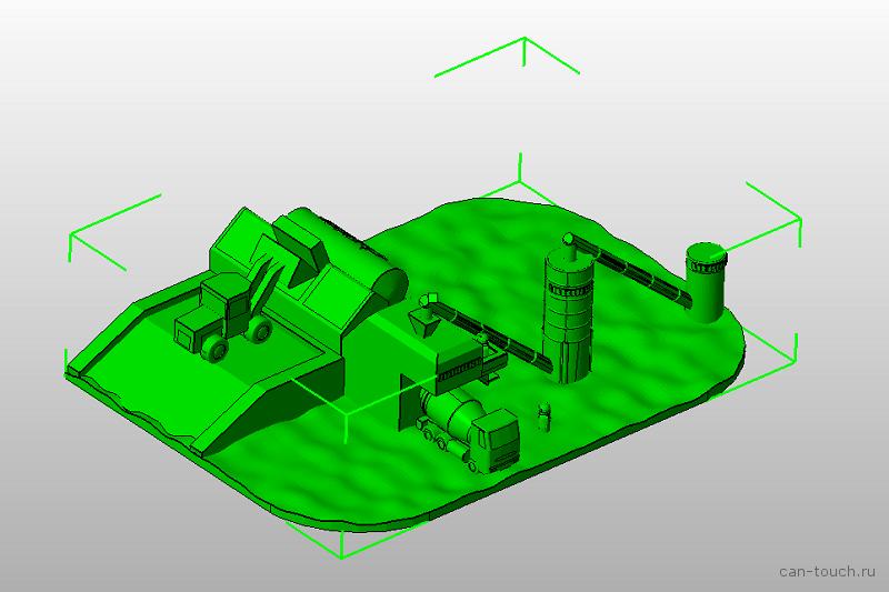 3D-печать, оригинальный сувенир