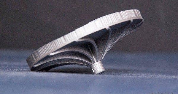 3D-печать металлом: создаем деталь из нержавеющей стали