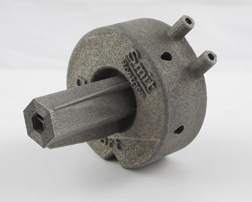 3D-печать металлом: металлический порошок на основе бронзы DirectMetal 20, eosint, прототипирование, услуги проектирования, 3d-моделирование