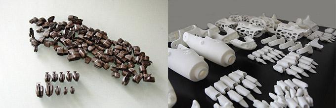 3D-печать металлом: нержавеющая сталь StainlessSteel 316L, DMLS, прототипирование, услуги проектирования, 3d-моделирование