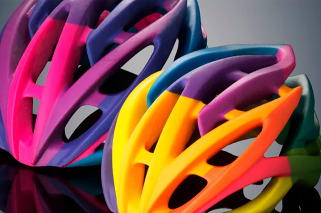 Полноцветный песчаник, 3D-печать, материалы