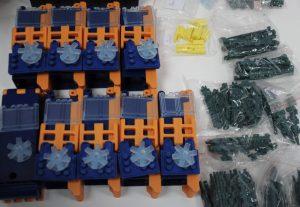 Изготовление пластиковых деталей с помощью 3D-печати и вакуумного литья в силикон