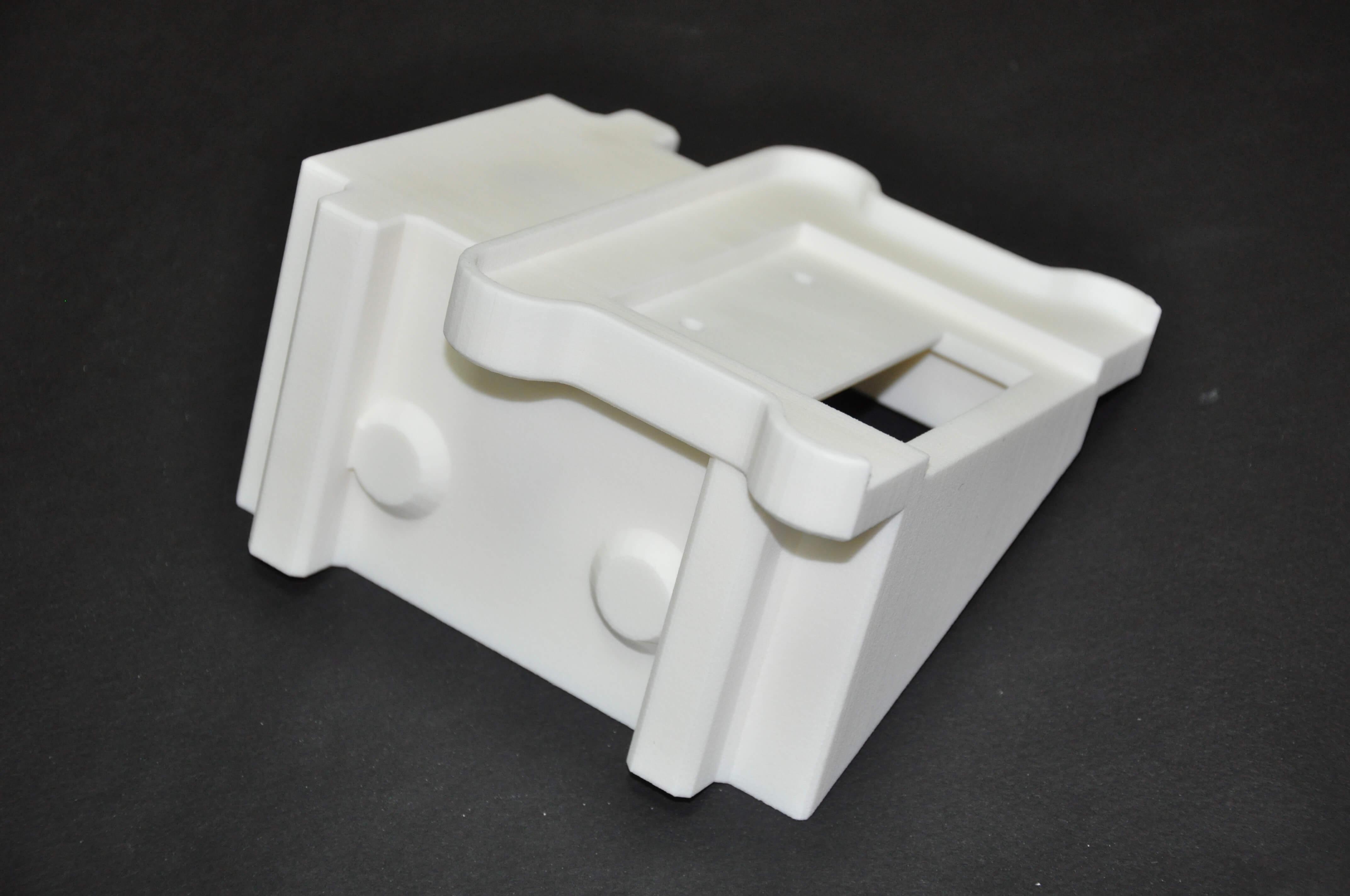 Изготовление серии деталей из полиуретана с помощью 3D-печати и технологии вакуумного литья в силикон