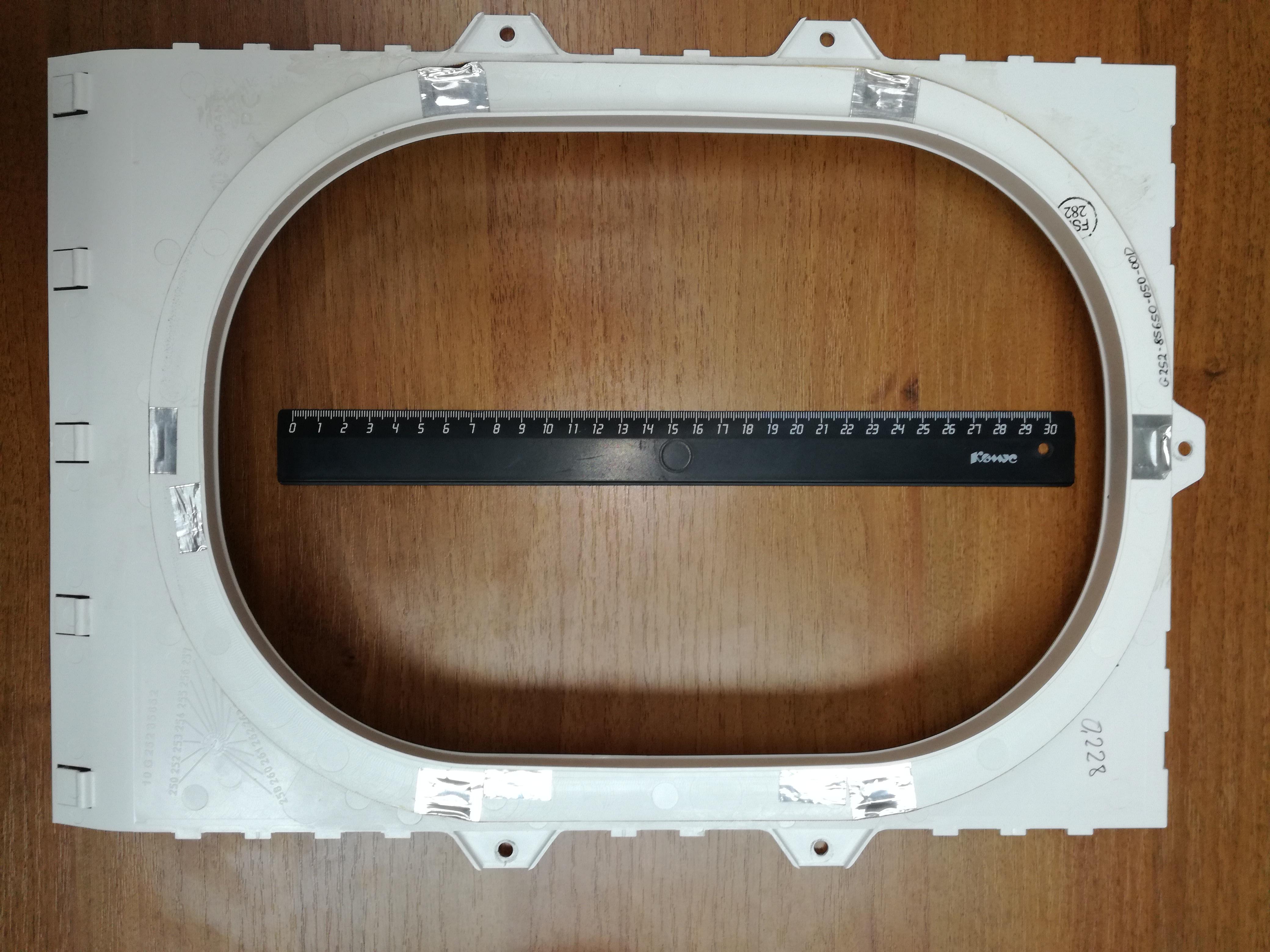 Производство деталей для авиации из самозатухающего пластика