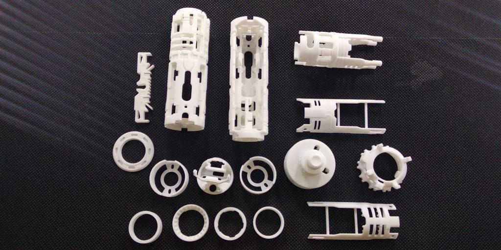 Опыт Can Touch: 3D-печать рукоятей для световых мечей